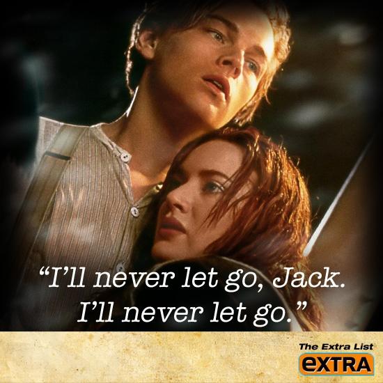Never Let Go Titanic Quote: Titanic Famous Movie Quotes. QuotesGram