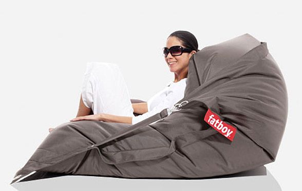 fatboy outdoor oversized pillow chair naps slumber pinterest. Black Bedroom Furniture Sets. Home Design Ideas