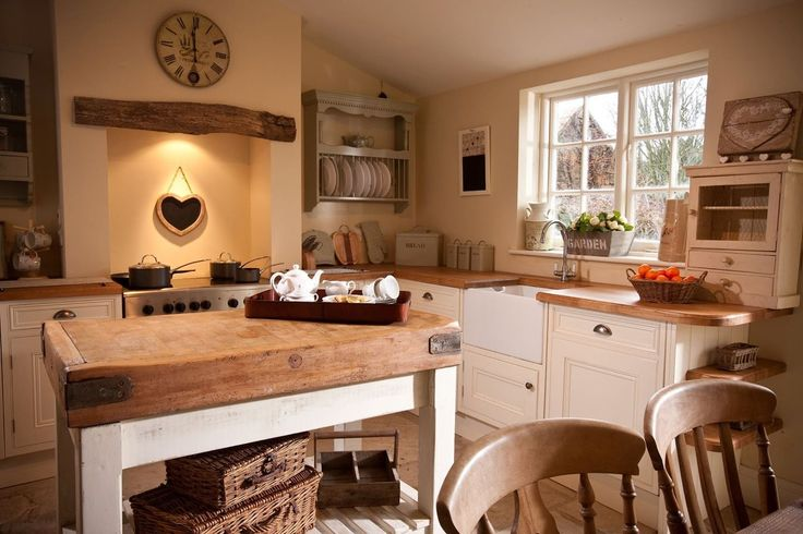 Cottage Kitchen Country Cottage And English Style Pinterest