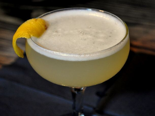 Corpse Reviver #5 1 ounce blanco tequila 1 ounce Cocchi Americano 1 ...