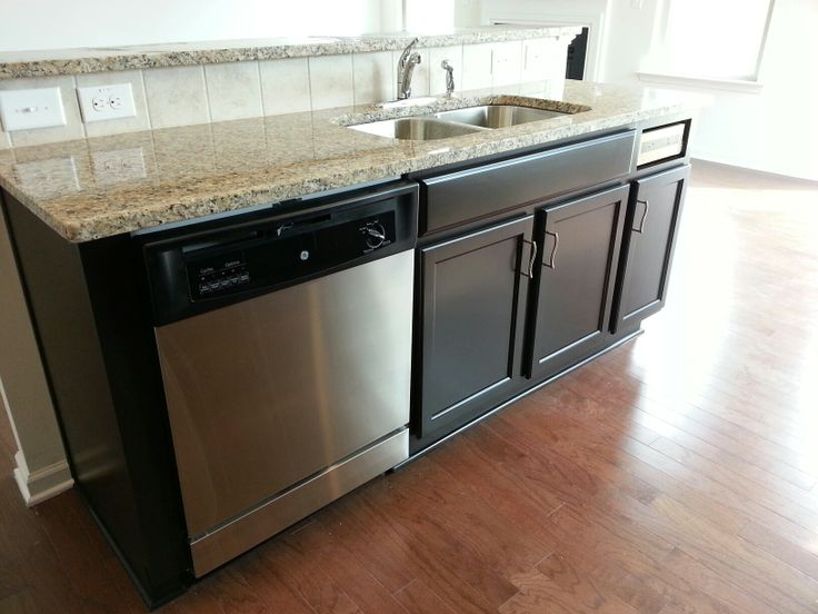 After the cabinet refinishing in Cameron, NC