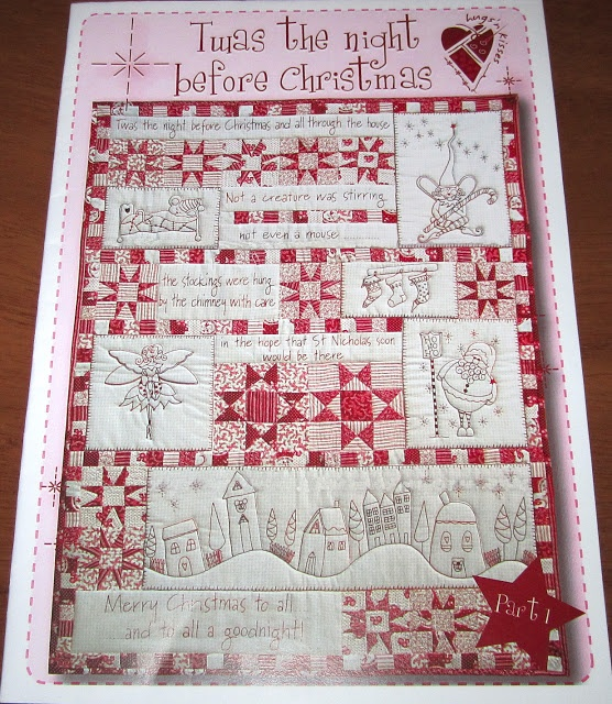 ... : TWAS THE NIGHT BEFORE CHRISTMAS | Christmas Quilts & Crafts