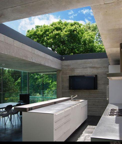 indoor outdoor kitchen outdoor decorating landscaping