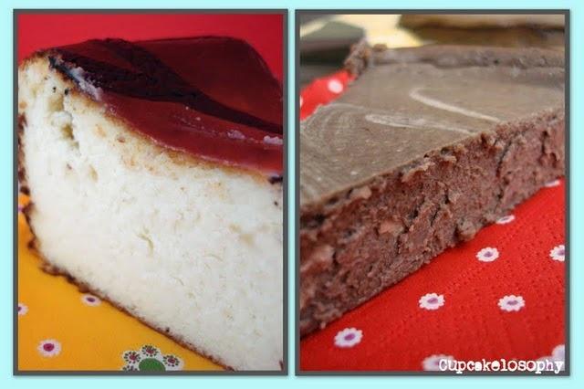 Baño Blanco De Azucar:blanco 200gr de chocolate blanco 900gr de queso crema 230gr de