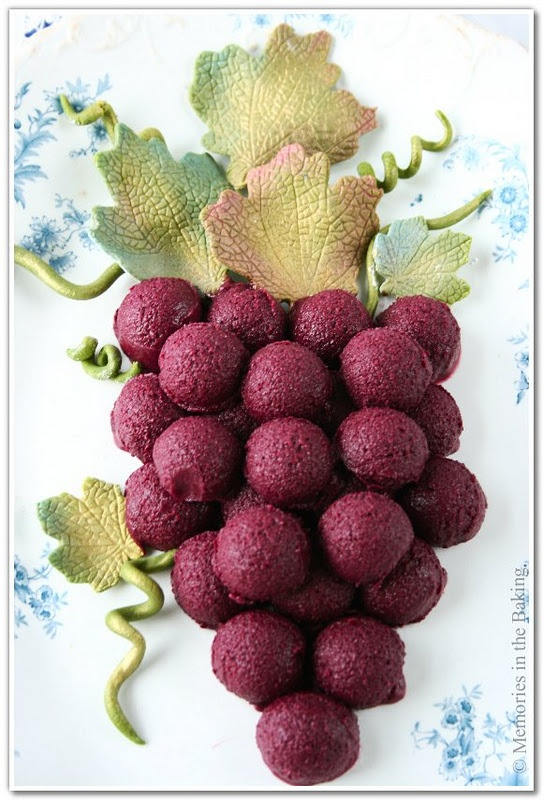Concord Grape Sorbet THIS ONE | Food | Pinterest