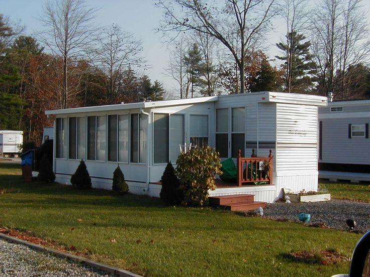 Travel trailers motor homes fifth wheels silvertop add a room
