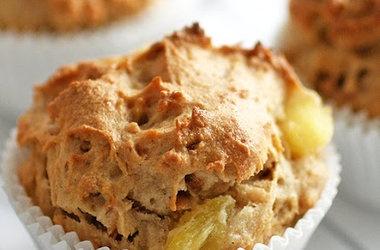 Gluten-Free Pineapple Coconut Muffin | Bread board | Pinterest