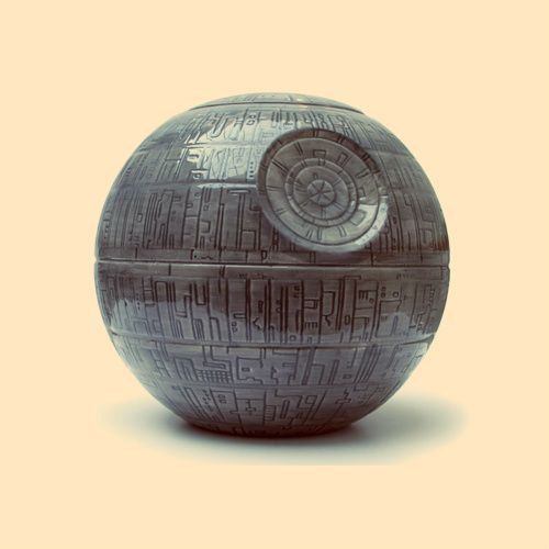 To be filled with Wookie Cookies.