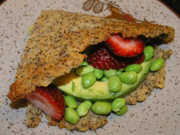 quinoa flatbread | Crackers/Flat Breads/Chips | Pinterest