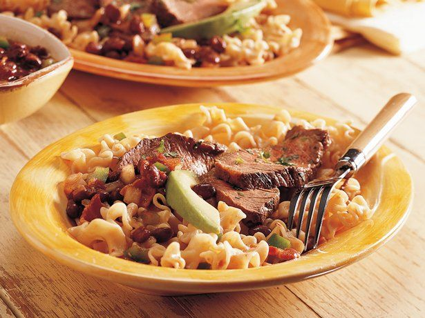 More like this: steaks , pasta and chilis .