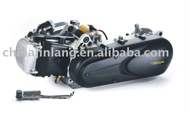 Yamaha X Engines