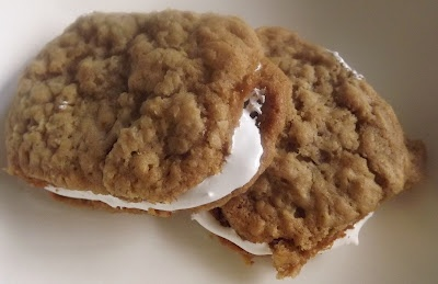 Oatmeal Cream Sandwiches | Favorite Recipes | Pinterest