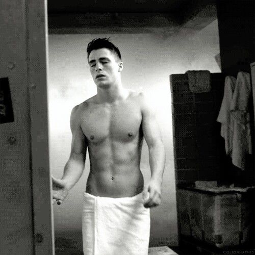 Colton Haynes - Get a body like this. Low body fat, toned. | Colton ...