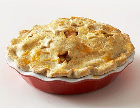 Deep Dish Apple Pie | Pies | Pinterest
