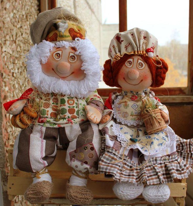 Куклы домовенки своими руками