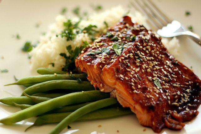 Maple Salmon Recipes — Dishmaps