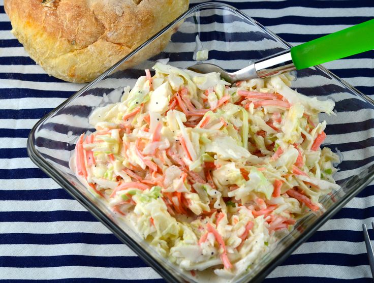 Not Your Mama's Coleslaw Recipe — Dishmaps
