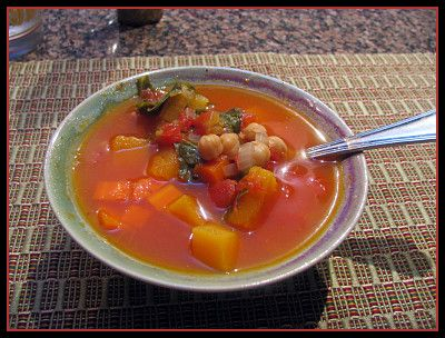 Autumn Vegetable soup | Food and recipes | Pinterest