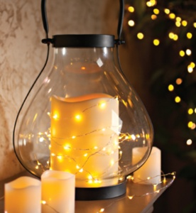 Home Decorating on Led String Lights   Home Decor