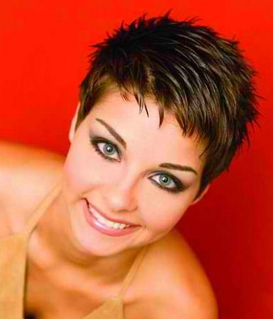 spiky hairstyles for women over 50   comment on this picture very ...