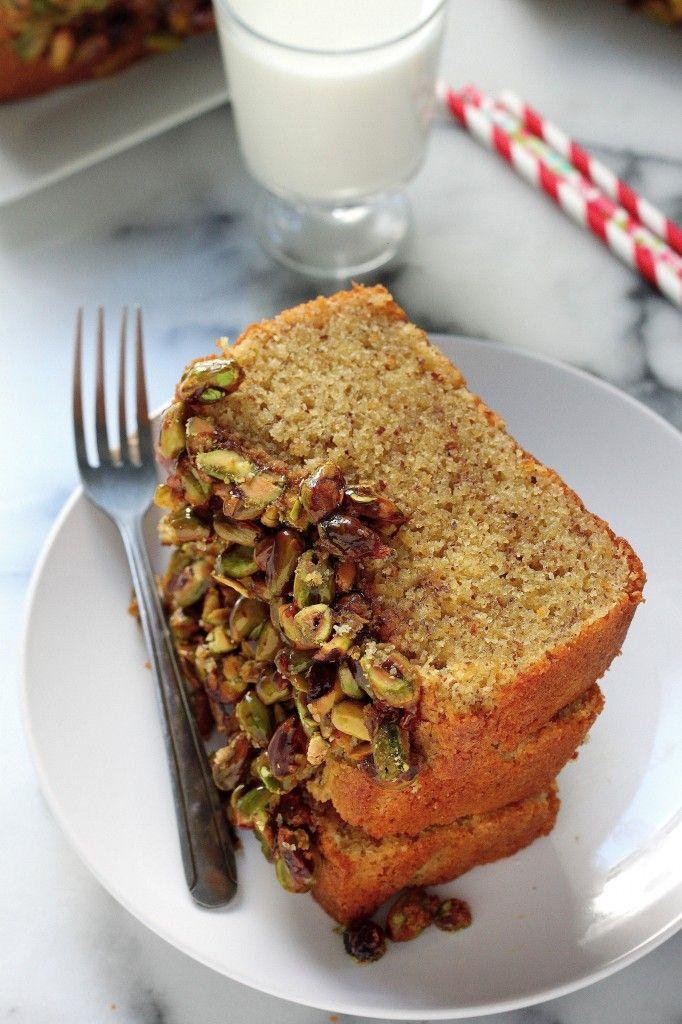 Pistachio Pound Cake | Cakes,cupcakes etc | Pinterest