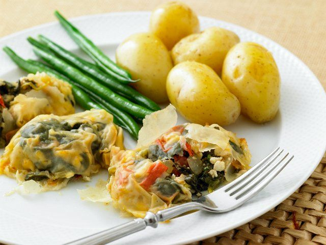 Cheese and spinach empanada | Eat Right | Pinterest