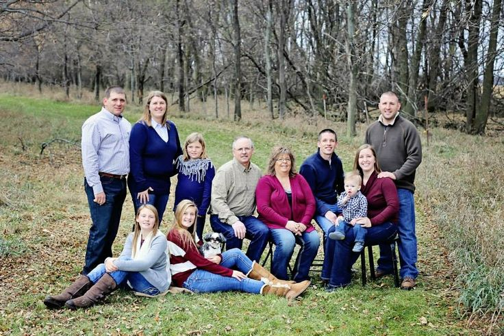 Large Family Photo ideasLarge Family Photo Ideas