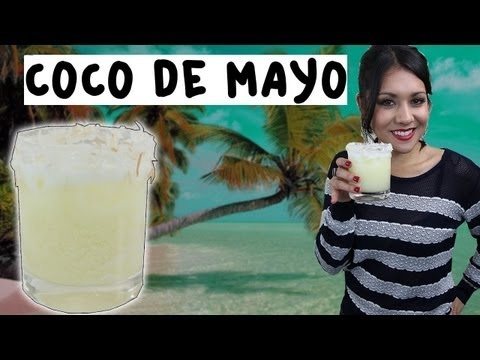egg free olive oil mayo coco de mayo cocktail coco de mayo cocktail ...