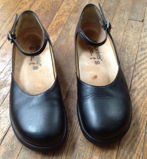 birkenstock footprints clogs