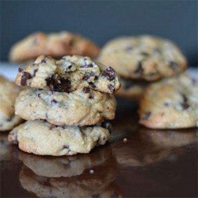 Our Favorite Chocolate Chip Cookies | cookies | Pinterest