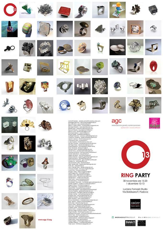 AGC Italia - RING party - 30 nov - 1er Dec 2013 - Padova