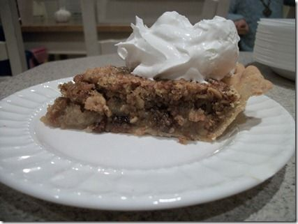 Oats' N Honey Granola Bar Pie. had this before- SO good