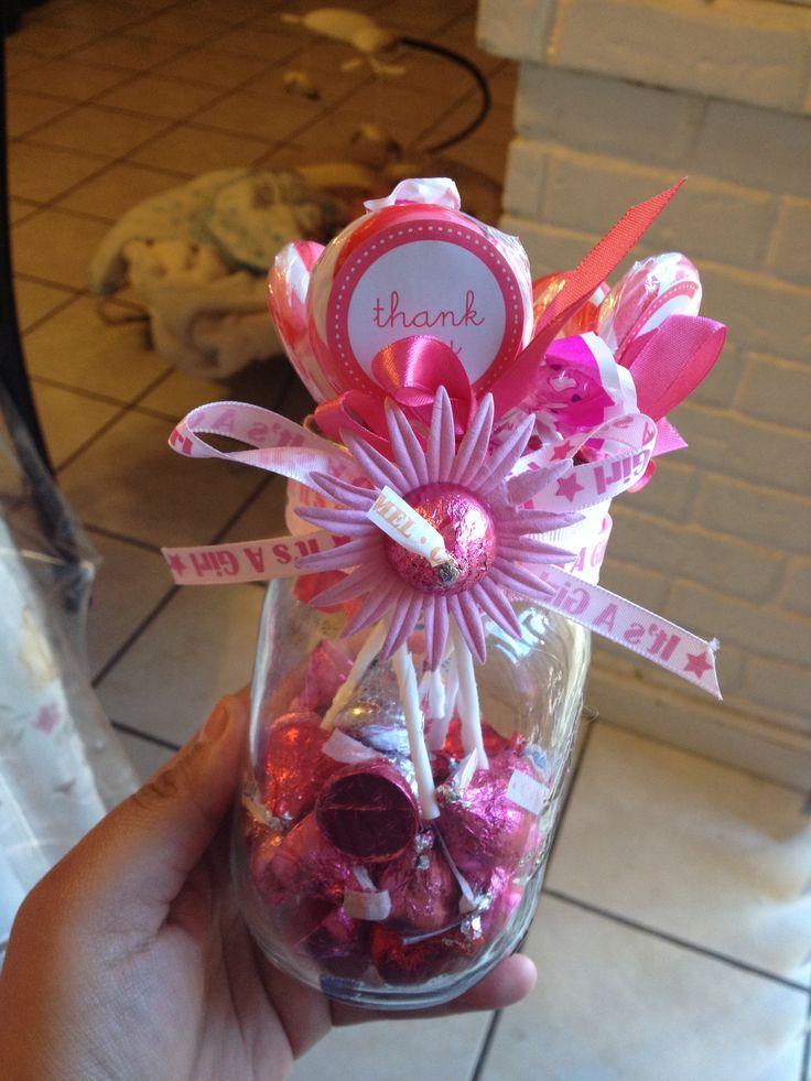 diy mason jar baby shower favors baby shower pinterest