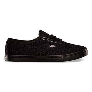 VANS Cheetah Authentic Lo Pro Womens Shoes