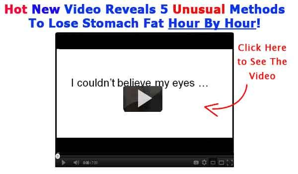 How To Lose Belly Fat In A Month 2 Powerful Methods