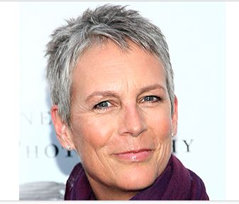 hairstyles for gray hair pictures images