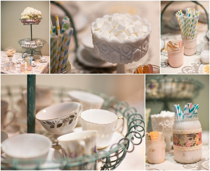 Pin by vibe vintage rentals on coffee tea or me pinterest for Coffee bar at wedding reception
