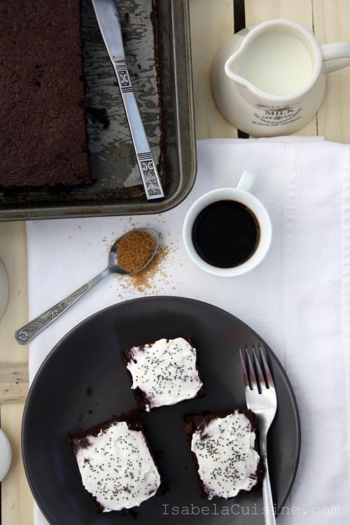 Moist Chocolate-Beet Cake | Desserts | Pinterest