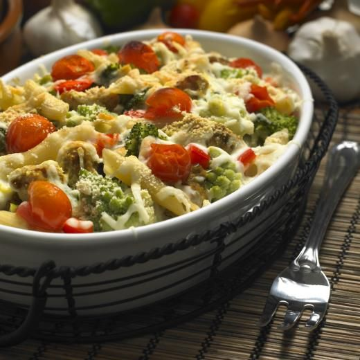 Turkey Pasta Bake | Cooking | Pinterest
