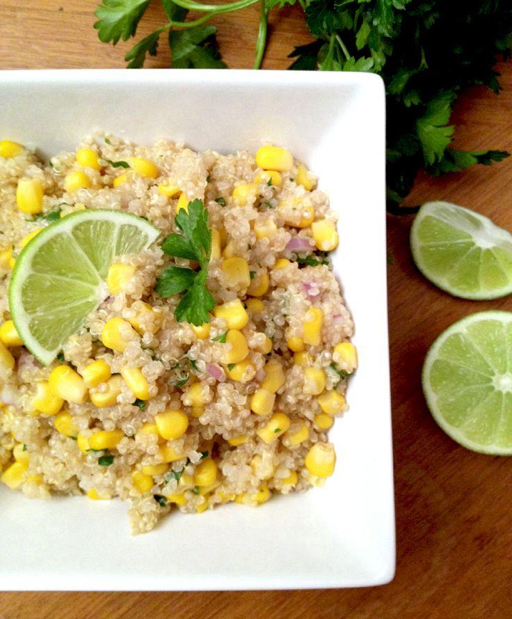 Meatless Monday: Cilantro-Lime Quinoa | Healthy New Year Recipes | Pi ...