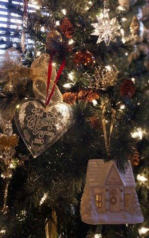 Lights, Candles, CHRISTMAS