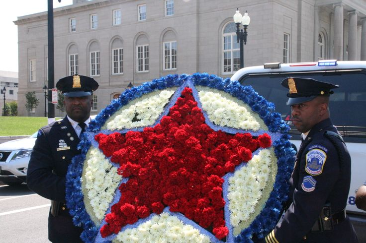 peace officers memorial day and police week