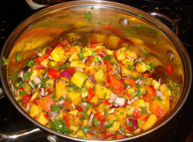 More like this: peach salsa , salsa and peach .