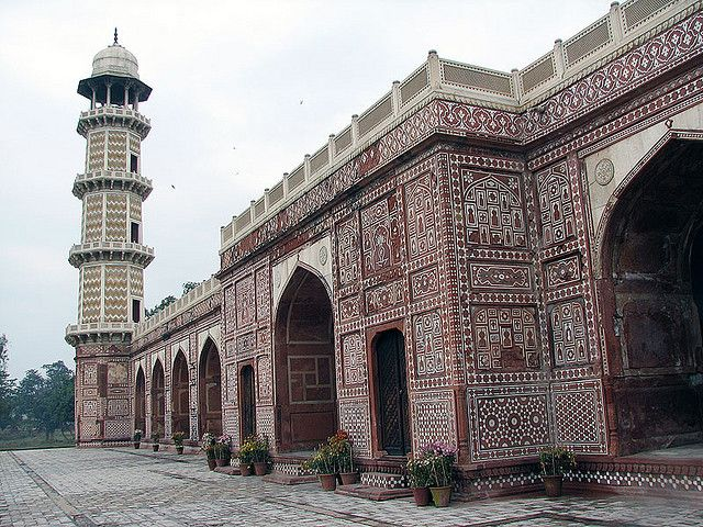 Tomb of Jahangir , Lahore, Pakistan
