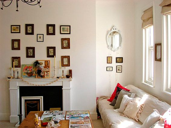 Casual Living Room Decorating With Whimsy Pinterest