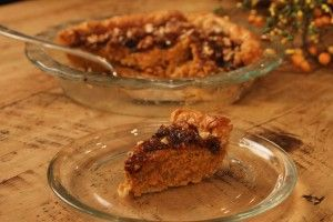 Bourbon Sweet Potato Pie | Let Us Eat Pie | Pinterest