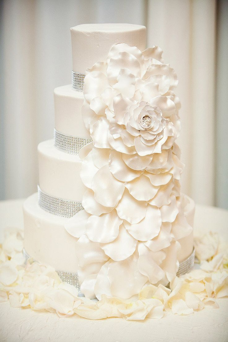 Wedding Dress Cupcake Cake 60 Elegant Pinterest wedding do over