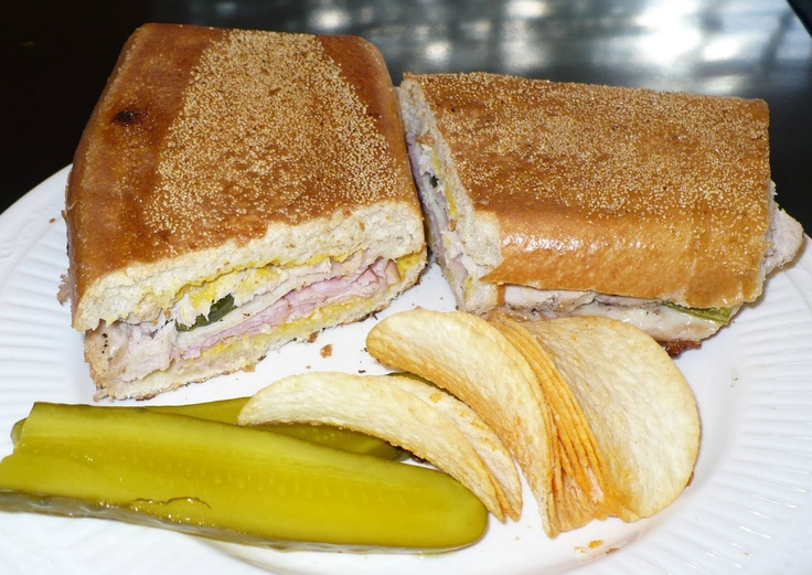 Grilled Cuban Sandwich | Stuff I Like | Pinterest