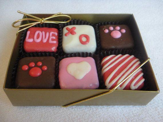 valentine box puppy