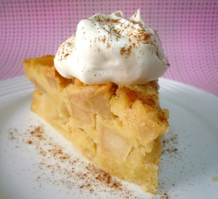 MARIE HELENE'S FRENCH APPLE CAKE | Desserts :) | Pinterest